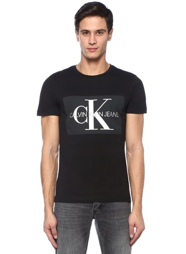 Ck Jeans Tişört Siyah